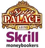 Spin Palace Skrill Moneybookers